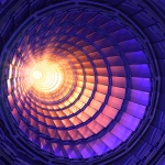 Time Travel and Tiny Technology? The Future of Particle Accelerator Impact