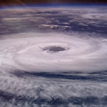 First Recorded Hurricane From Space Pushes Plasma Toward Earth's Upper Atmosphere